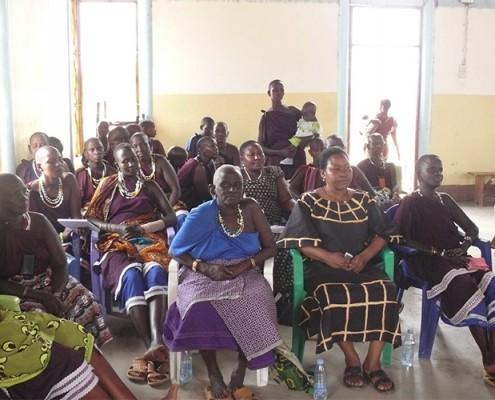 Seminar über die gesundheitlichen Folgen der Genitalverstümmelung von Mädchen und Frauen