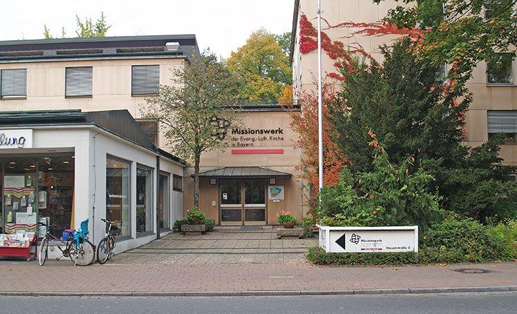 Missionswerk in Neuendettelsau