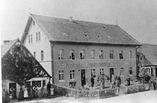 Altes Missionshaus in Neuendettelsau
