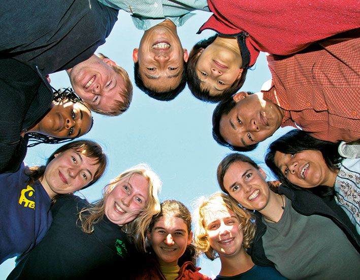 Gemeinsam die Welt bewegen, IEF-Programm