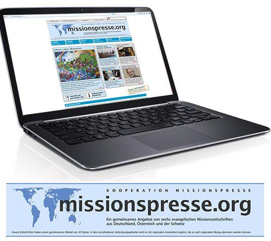 Banner missionspresse.org