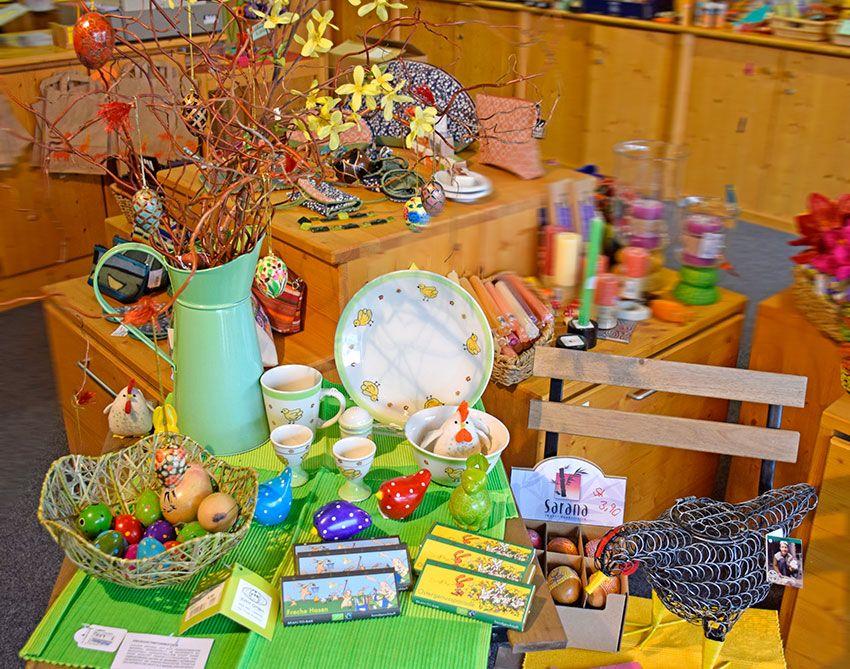 Ostern im Weltladen