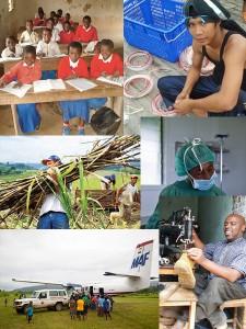 Spendenprojekte von Mission EineWelt