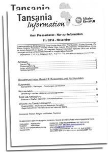 Tansania Information