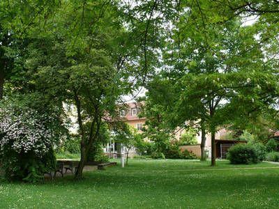 Garten und Innenhof