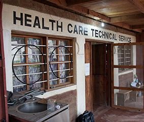 Health Care Technical Service in Tansania