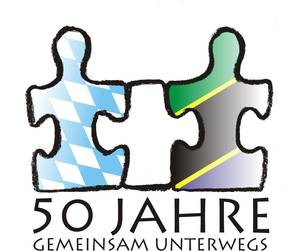 50-jahre Uhusiano-Logo