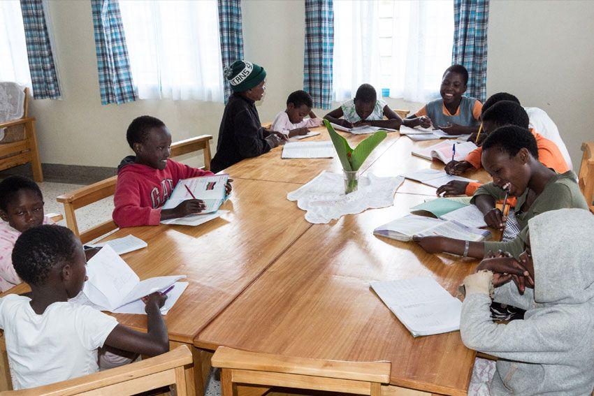 Diakonischer Auftrag: z.B. PLCC in Kenia