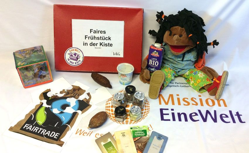 Entwicklungspolitische Kiste: Faires Frühstück