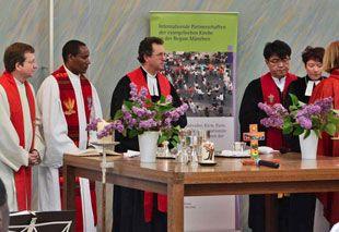 Interkultureller Gottesdienst