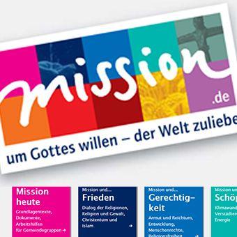 mission.de - Materialportal