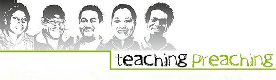 Logo Teaching Preaching-Programm