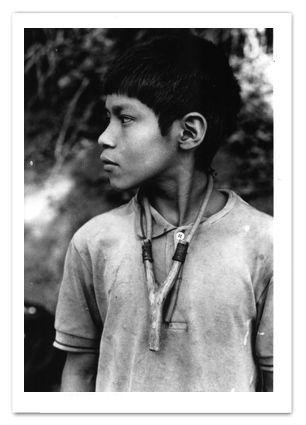 Guarani - Foto aus der Ausstellung