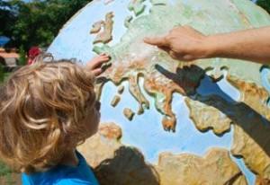 Globales Lernen, Kindern die Welt zeigen