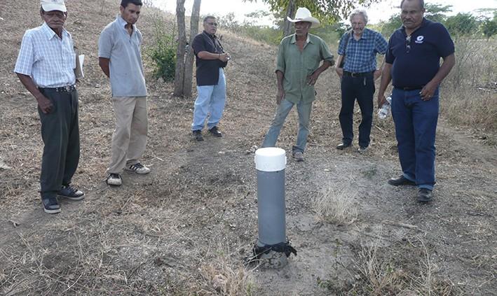 Mission EineWelt unterstützt die Partnerkirchen beispielsweise beim Brunnenbau. © MEW/Zeller