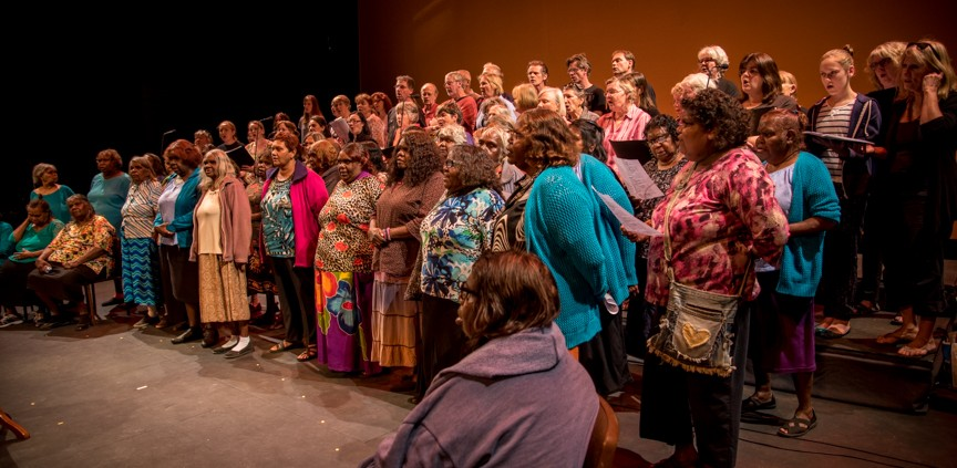ABORIGINAL WOMEN'S CHOIR