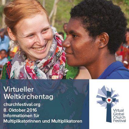 Virtueller Weltkirchentag am 8.10.2016