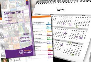 Kalender und Veranstaltungsprogramm