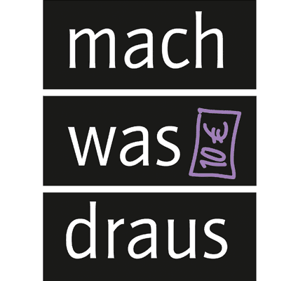 "Aktionslogo ""mach was draus"""