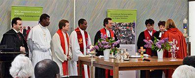 Material für interkulturelle und internationale Gottesdienste