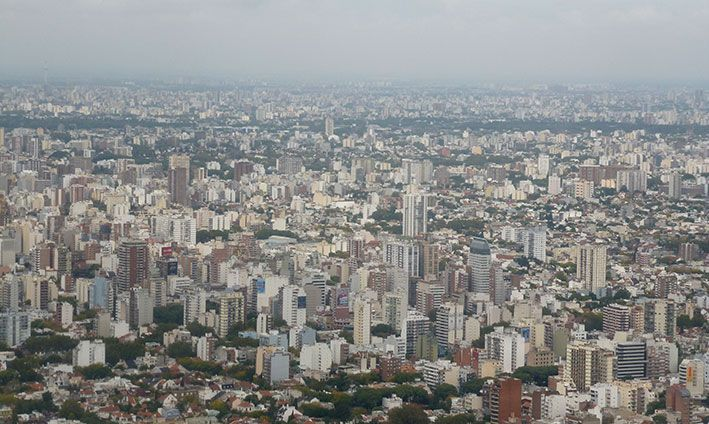 Argentiniens Megastädte