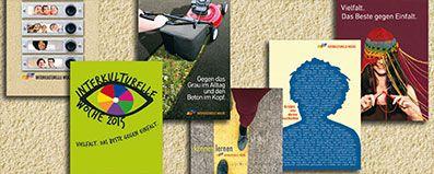 Materialien für deutschsprachige Gottesdienste zu interkulturellen Themen sowie zu Flucht und Migration
