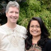 Markus und Aguswati Hildebrandt Rambe