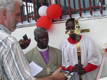 Jubiläumsfeier: 150 Jahre Lutherische Kirche in Liberia (LCL)