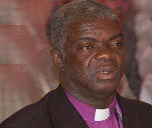 Bischof Sumoward Harris