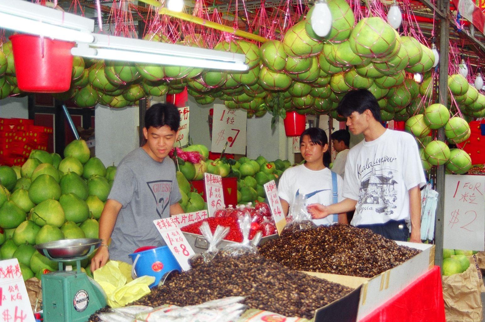 Markt, Malaysia