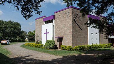 KELC-Gebäude in Nairobi