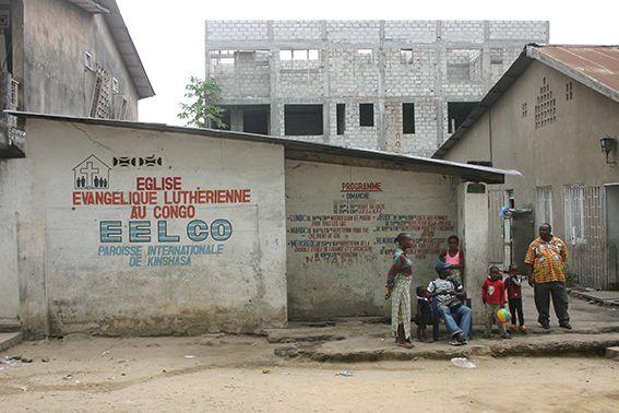 ELLCo, Kirche im Kongo