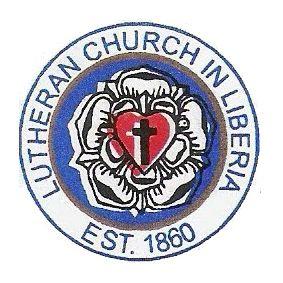 Logo der Lutherischen Kirche in Liberia