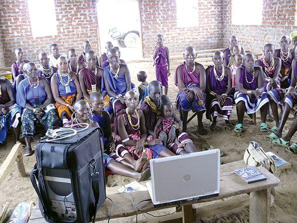 Die Folgen der Frauenbeschneidung – Aufklärung der Maasai