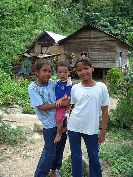 Orang Asli Kinder © MEW/Paulsteiner