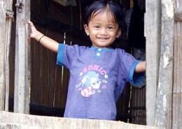 Mädchen der Orang Asli © MEW/Paulsteiner