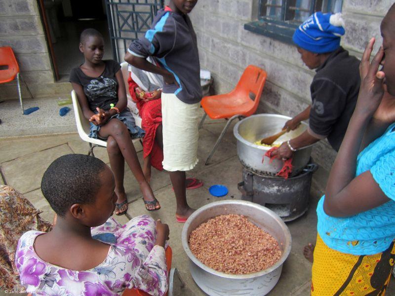 Das Leben im Notburga Haus, PLCC Kenia
