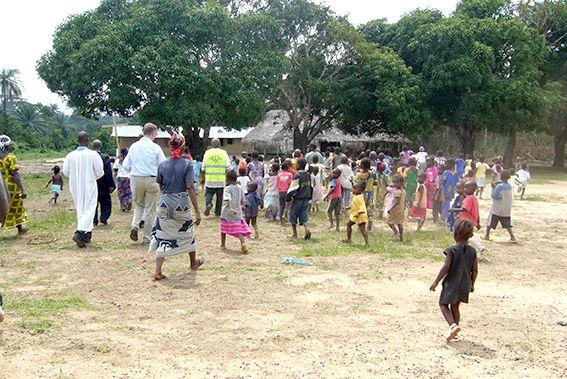 Gottesdienst unter dem Baum (UTT-Programm), Liberia