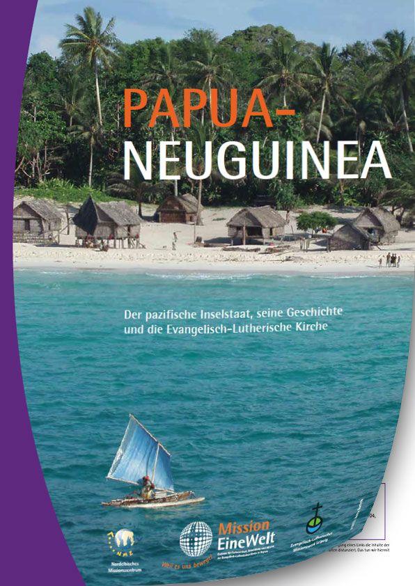 "Infobroschüre ""Papua-Neuguinea"""