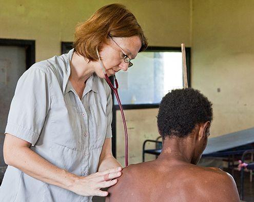 Medizinische Versorgung im Krankenhaus © Thorsten Krafft