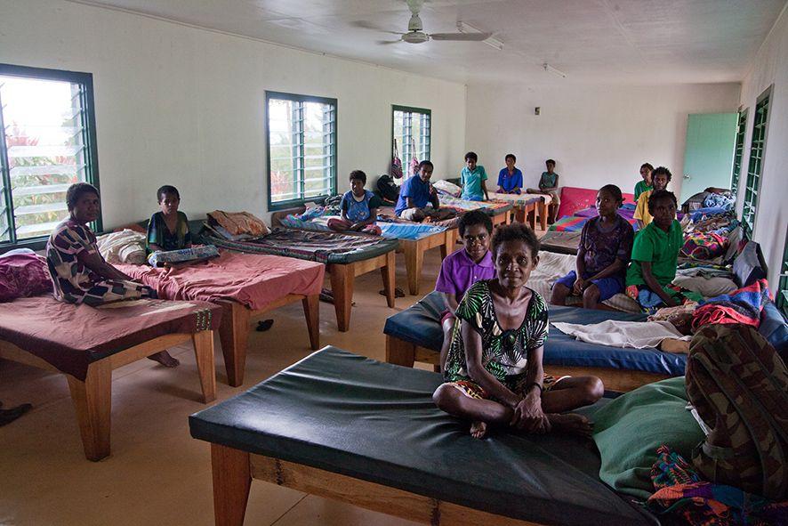 Patienten im Etep Hospital © Thorsten Krafft
