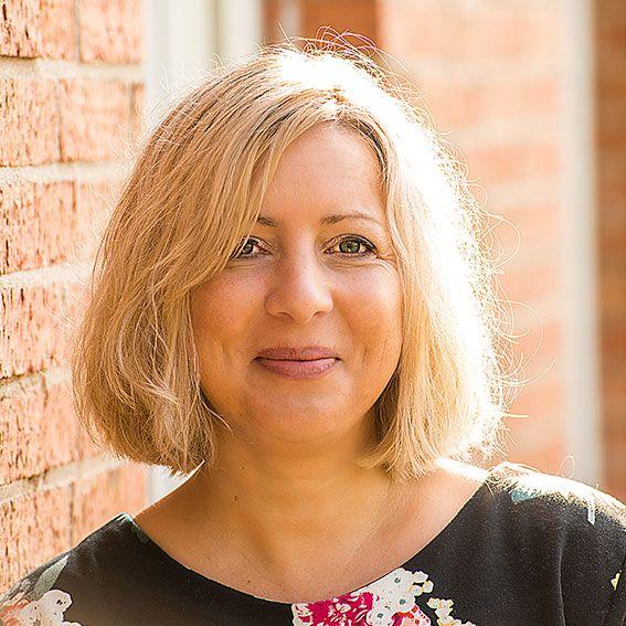 Katrin Bauer, Fachbereichsleiterin Fundraising