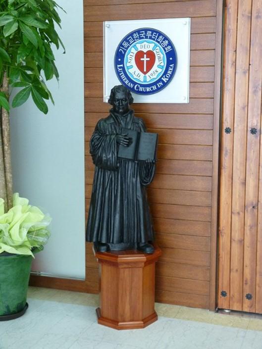 Lutherische Kirche von Korea