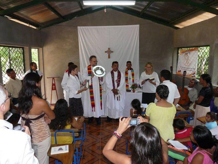 Nürnberger Partnerschaft mit Nicaragua