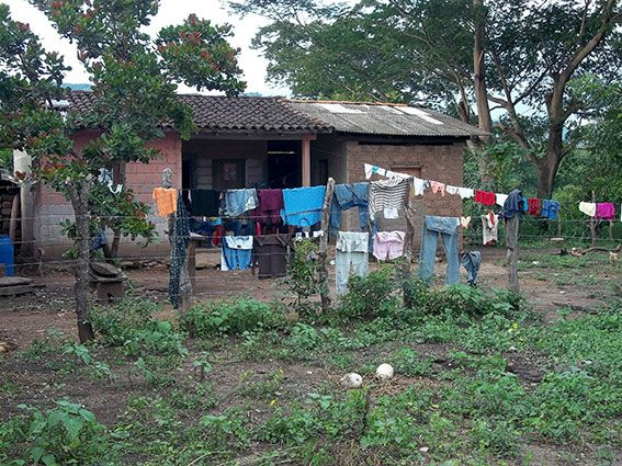Haus, Nicaragua