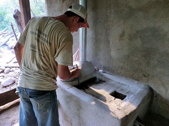Ofenprojekt Nicaragua