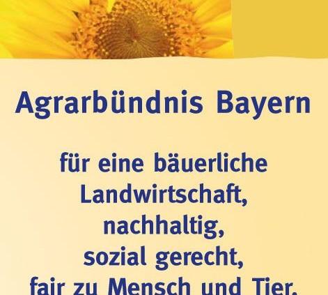 Agrarbündnis Bayern