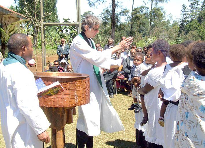 Partnerschaft Dekanat Landsdhut und Dekanate Jalibu und Imbongu im zentralen Hochland von Papua-Neuguinea