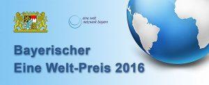 Logo Eine Welt-Preis 2016