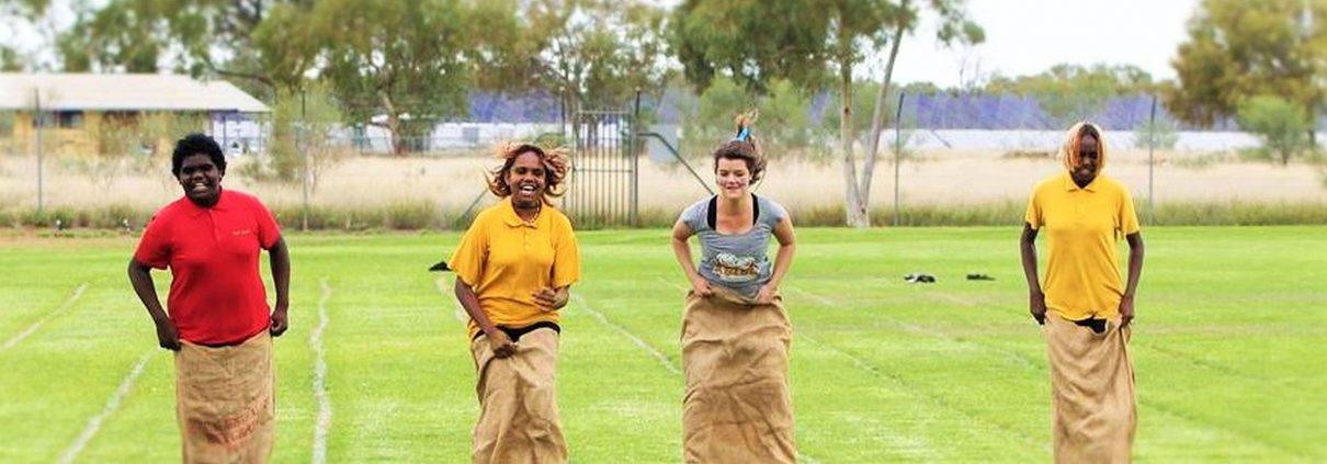 1. Preis: Wettkampf in Australien. © Hoa-Quynh Rex und Stephanie Schwarz